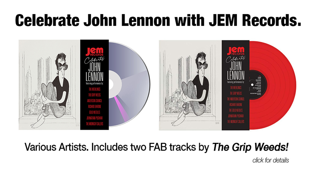 JEM Records Celebrates John Lennon