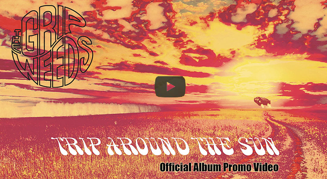 TRIP AROUND THE SUN - Official Album Promo Video